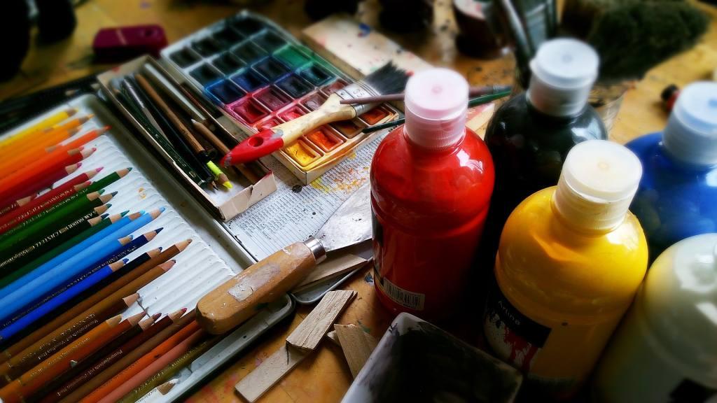 Estudio de pintura